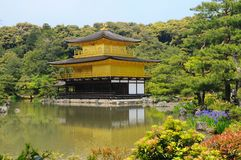 Kinkakuji Royalty Free Stock Photos