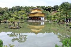 Kinkakuji Royalty-vrije Stock Foto