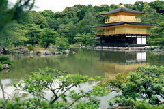 Kinkakuji Royalty Free Stock Image
