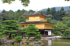 Kinkakuji Foto de archivo