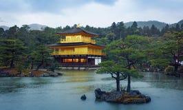 Kinkakuji Zdjęcie Royalty Free