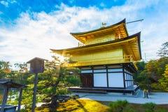 Kinkakuji Royaltyfria Bilder