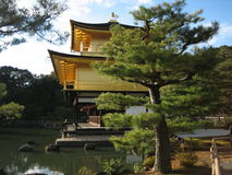 Kinkakuji Stock Photography