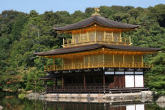 Kinkakuji 4 Royalty Free Stock Photo