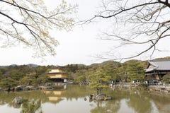 Kinkakuji Stock Afbeeldingen