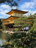 Kinkakuji Royalty-vrije Stock Fotografie