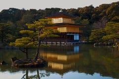 Kinkakuji Photographie stock libre de droits