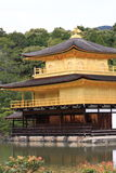 Kinkakuji castle Stock Photography