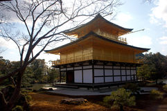 Kinkakuji Imagem de Stock