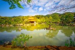 Kinkakuji Golden Pavilion Royalty Free Stock Image