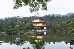 Kinkakuji (Golden Pavilion). Royalty Free Stock Images