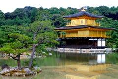 Kinkakuji - The Golden Pavillion, Kyoto, Japan Royalty Free Stock Photography