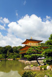 Kinkakuji - The Golden Pavillion, Kyoto, Japan Stock Photo