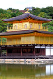 Kinkakuji - The Golden Pavillion, Kyoto, Japan Stock Photo