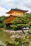 Kinkakuji - The Golden Pavillion, Kyoto, Japan Royalty Free Stock Image