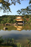Kinkakuji the Golden temple Royalty Free Stock Image