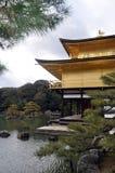 kinkakuji kyoto японии Стоковые Изображения