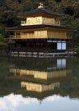 Kinkakuji - Kyoto Japão Foto de Stock Royalty Free