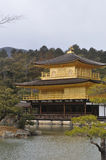 Kinkakuji, Kyoto, Japan Royalty-vrije Stock Foto