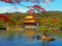Kinkakuji Tempel Lizenzfreie Stockfotografie