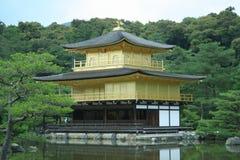 Kinkakuji Temple. Golden 'Kinkakuji' temple Royalty Free Stock Images