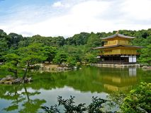 Free Kinkakuji Temple Stock Photo - 441290