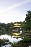 Kinkakuji Temple, The Golden Pavilion, Kyoto - Japan Stock Photos