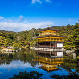 Kinkakuji Temple Royalty Free Stock Photography