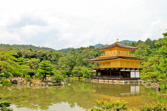Kinkakuji Temple Royalty Free Stock Image