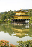 Kinkakuji Temple. Stock Images