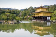 Kinkakuji Temple. Royalty Free Stock Photography