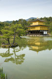 Kinkakuji Temple. Stock Photography