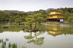 Kinkakuji Temple. Stock Photos