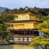 Kinkakuji Temple (The Golden Pavilion) in Kyoto, Japan Royalty Free Stock Images