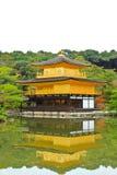 Kinkakuji Temple In Kyoto, Japan Royalty Free Stock Images