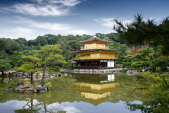 Kinkakuji Temple, Japan Royalty Free Stock Image