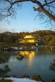 Kinkakuji Temple. Kinkaku-ji Temple is one of Japan`s most famous landmarks located in Kyoto ,Japan Stock Image