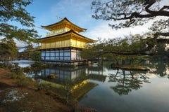 Kinkakuji Temple. Kinkaku-ji Temple is one of Japan`s most famous landmarks located in Kyoto ,Japan Royalty Free Stock Images
