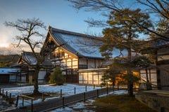 Kinkakuji Temple. Kinkaku-ji Temple is one of Japan`s most famous landmarks located in Kyoto ,Japan Stock Photo