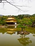 Kinkakuji temple, Kyoto, Japan 6 Stock Photography