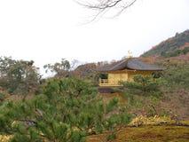 Kinkakuji temple in Kyoto, Japan Stock Photo