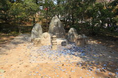Free Kinkakuji Temple Or Golden Pavillion In Kyoto Stock Images - 43238764