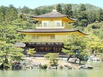 Kinkakujicho стоковое изображение