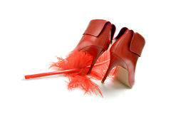 Kinky boots Stock Image
