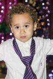 Kinky boy. Royalty Free Stock Photography