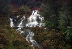 Kinlochleven falls Stock Photos