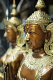 Kinnara statue Stock Photos