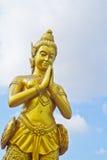 Kinnara statue Royalty Free Stock Image