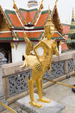 Kinnara Statue Stock Photo
