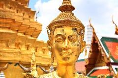 Kinnara statue Stock Photos